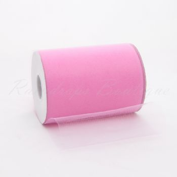 Pink Tulle Roll 100 yards
